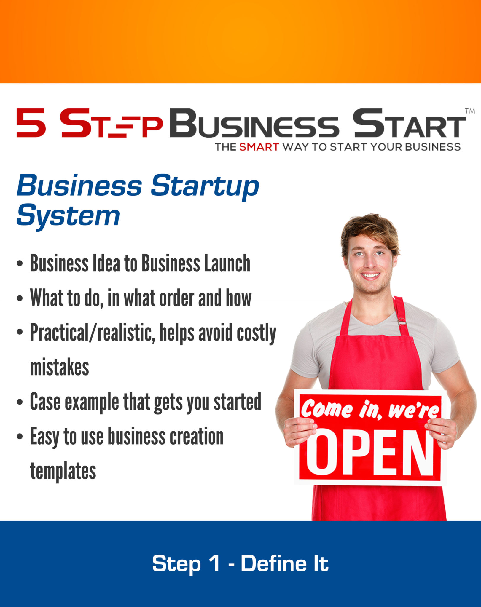 5 Steps To Starting Your Business
