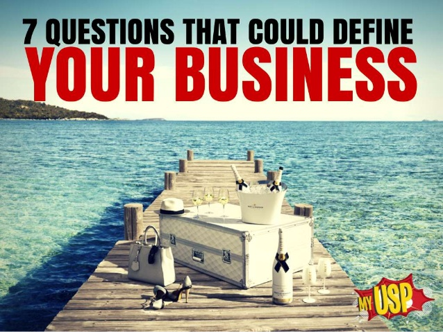 7 Questions That Could Define Your Business