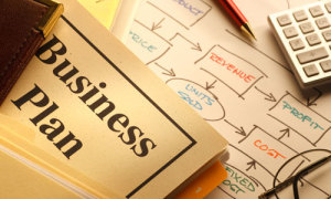 create business plan
