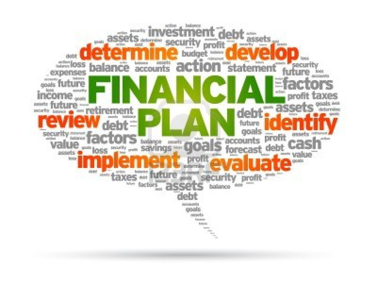 Financial Planning Sample Business Plan - Market Analysis
