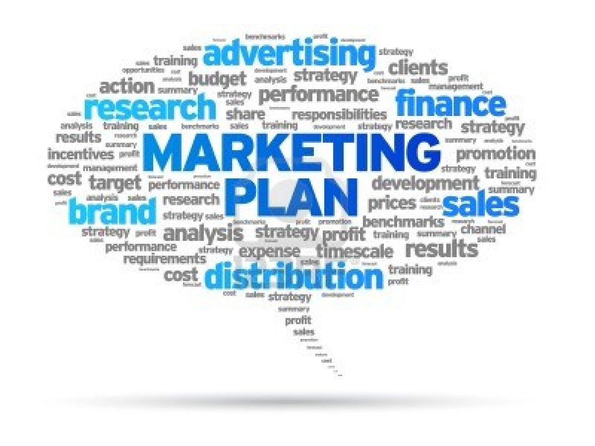 A business plan anyone can do for Planning on line